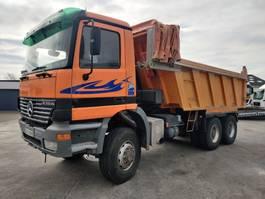 kipper vrachtwagen > 7.5 t Mercedes-Benz 3340 AK 6X6 Heavy Duty 2001