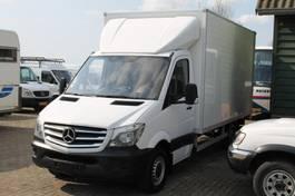 gesloten bestelwagen Mercedes-Benz Sprinter 314 CDI AIRCO MEUBELBAK-KOFFER LAADKLEP 2016