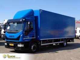 bakwagen vrachtwagen Iveco EuroCargo 120 -210 + Euro 6 + Anteo Lift 2018