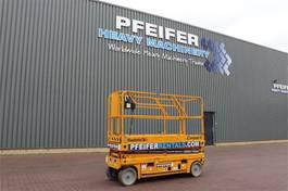schaarhoogwerker wiel Haulotte COMPACT 8 Valid inspection, *Guarantee! 8.2 m Work 2006