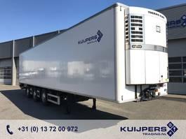 koel-vries oplegger Pacton Koeloplegger / X-Steering / Lift-as / Thermo King / Dubbele verdamper / ... 2007