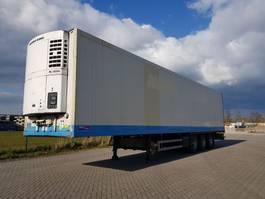 koel-vries oplegger Schmitz Cargobull SKO 27+ Doppelstock Thermo King 2005