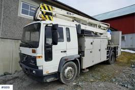 overige hoogwerker Volvo FL6 lift truck w / Nummela Skylift 1998