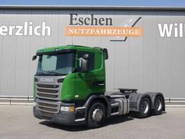 standaard trekker Scania G400 G 400 6x4, Kipphydraulik, Euro 5 2014