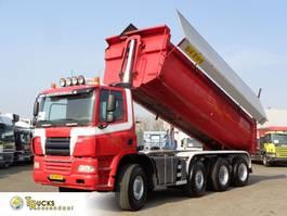 kipper vrachtwagen > 7.5 t Ginaf X 4446 TS X 4446 TS 410 + Manual + Kipper + Euro 5 2008