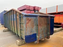 open top zeecontainer Vernooy Kraanbak 8551