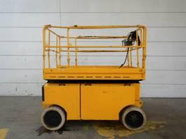 schaarhoogwerker wiel Iteco IT10151 2008