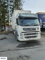 bakwagen vrachtwagen Volvo FM w / Full side opening and lift 2011