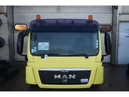 cabine - cabinedeel vrachtwagen onderdeel MAN F99L17 TGS 2010