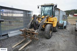 wiellader Volvo L35B PRO with LOTS OF EQUIPMENT 2010