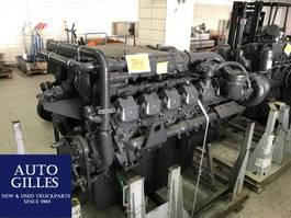 Motor vrachtwagen onderdeel Mercedes-Benz OM 444 LA / OM444LA Motor