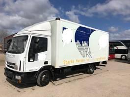 bakwagen vrachtwagen Iveco 75E18 Koffer