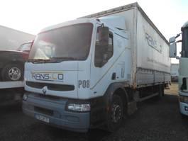 bakwagen vrachtwagen Renault Premium 2001