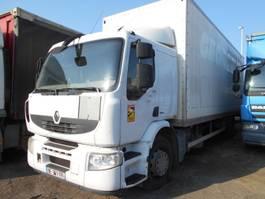 bakwagen vrachtwagen Renault Premium 2007