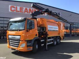 vuilkar camion DAF CF 340 FAN 2021