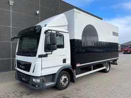 bakwagen vrachtwagen MAN TGL 8.150 Euro 6 2014