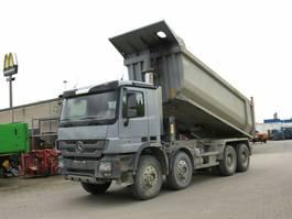 kipper vrachtwagen > 7.5 t Mercedes-Benz Actros 4146 8x4 4 Achs Muldenkipper Fg:L868410 2014