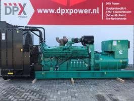 generator Cummins C1500D6 - 60Hz - 1930 kVA Generator 2019