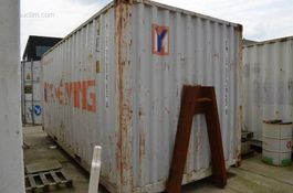 uitrusting overig Haakarmcontainer 20 voets