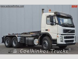 containersysteem vrachtwagen Volvo FM 360 // 6x4 2009