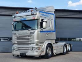 standaard trekker Scania R520-V8 R520 6x2 Highline Hydrauliek 2014