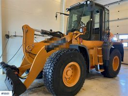 wiellader Case 621E wheel loader w / two sets of tires 2011