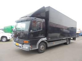 bakwagen vrachtwagen Mercedes-Benz Atego 815 2004