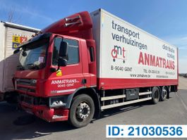 bakwagen vrachtwagen DAF CF 75 2012