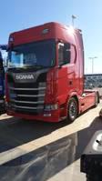 standaard trekker Scania 450S Retarder/Intarder - Automatik - Euro6 2017
