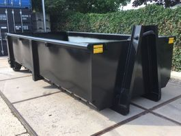 open top zeecontainer 10m³ - ECO-2 Containers