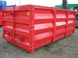 open top zeecontainer 20m³