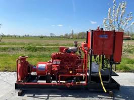 beregeningsapparatuur Iveco 8061 300 m3 / h 8.3 Bar Waterpomp Beregeningspomp as New !