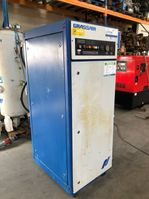 compressor Grassair S45.10 15 kW 2000 L / min 10 Bar Silent Elektrische schroefcompessor 1991