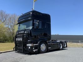 standaard trekker Scania R580-V8 R580 V8 Hydraulics 2014