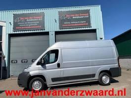gesloten bestelwagen Citroën Jumper 2.2 HDI L2 H 2 Airco  Euro 5 Cruise control 3 zitplaatsen Trekhaak 2012