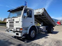 kipper vrachtwagen > 7.5 t Scania P93 KIPPER 1992