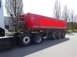 kipper oplegger Schmitz Cargobull 3 ASSIGE KIPPER TRAILER 2015