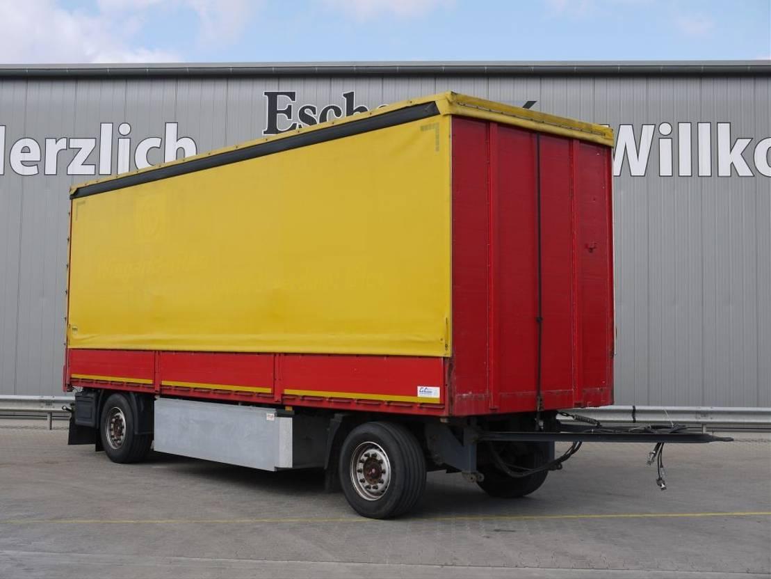 kipper aanhanger Schmitz Cargobull AFG 18 2012