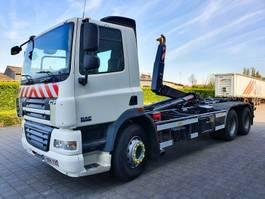 containersysteem vrachtwagen DAF CF 85 .360 6X2 CONTAINER SYSTEEM- CONTAINER SISTEEM- CONTAINER HAAKSYSTEEM- SYSTEME CONTENEUR 2006