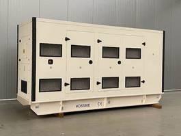generator Doosan KSD 580 EC | 580 KVA 2020