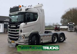 standaard trekker Scania R500 hydr. system special interior Custom build truck 2019