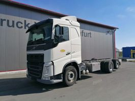 chassis cabine vrachtwagen Volvo FH 540 Full AIR - Automatik - Euro6 2014