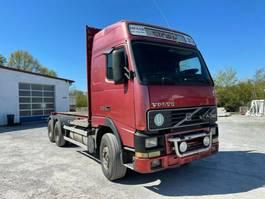 chassis cabine vrachtwagen Volvo FH12 460, 6x4, Manual, Full Steel, Klima 2000