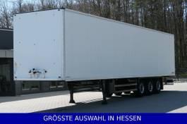 gesloten opbouw oplegger Schmitz Cargobull Doppelstock isoliert € 425.-mtl.Rate 2017