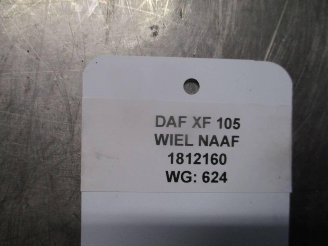 Naaf vrachtwagen onderdeel DAF 105 1812160 WIELNAAF EURO 5