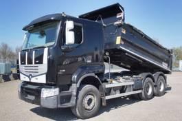 kipper vrachtwagen > 7.5 t Renault Premium Lander 460 DXI - 6x4 -WISSELSYSTEM KIPPER + TREKKER - EURO 5 - PERFECTE STAAT