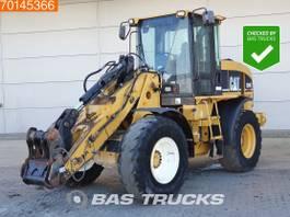 wiellader Caterpillar 924G 2003