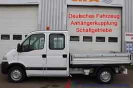 platform bedrijfswagen Opel 2.5 CDTI-7 Sitzer-AHK-Nur 67 TKm Schalter 2005