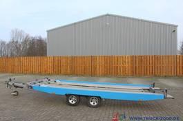 autotransporter aanhangwagen WM Meyer WM EG-KHL 3000 ALU + Hydraulik + Seilwinde 1. Hd 2015