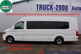 minivan - personenbus Mercedes-Benz TGE 3.180 Transfer-Luxus 9-Sitzer Leder 2019